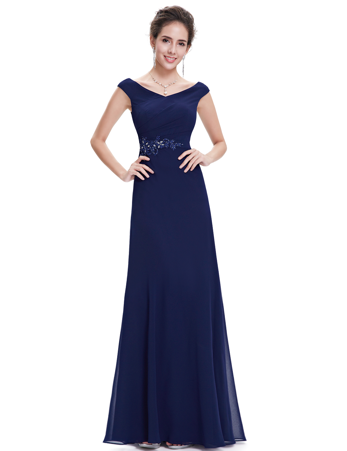 Find navy blue dress from a vast selection of Elegant Dresses for Women. Get great deals on eBay!