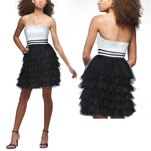 платья для коктейлей.