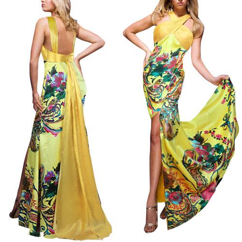 Вечернее платье готовое 7. Сатин.  Материал.  4650.