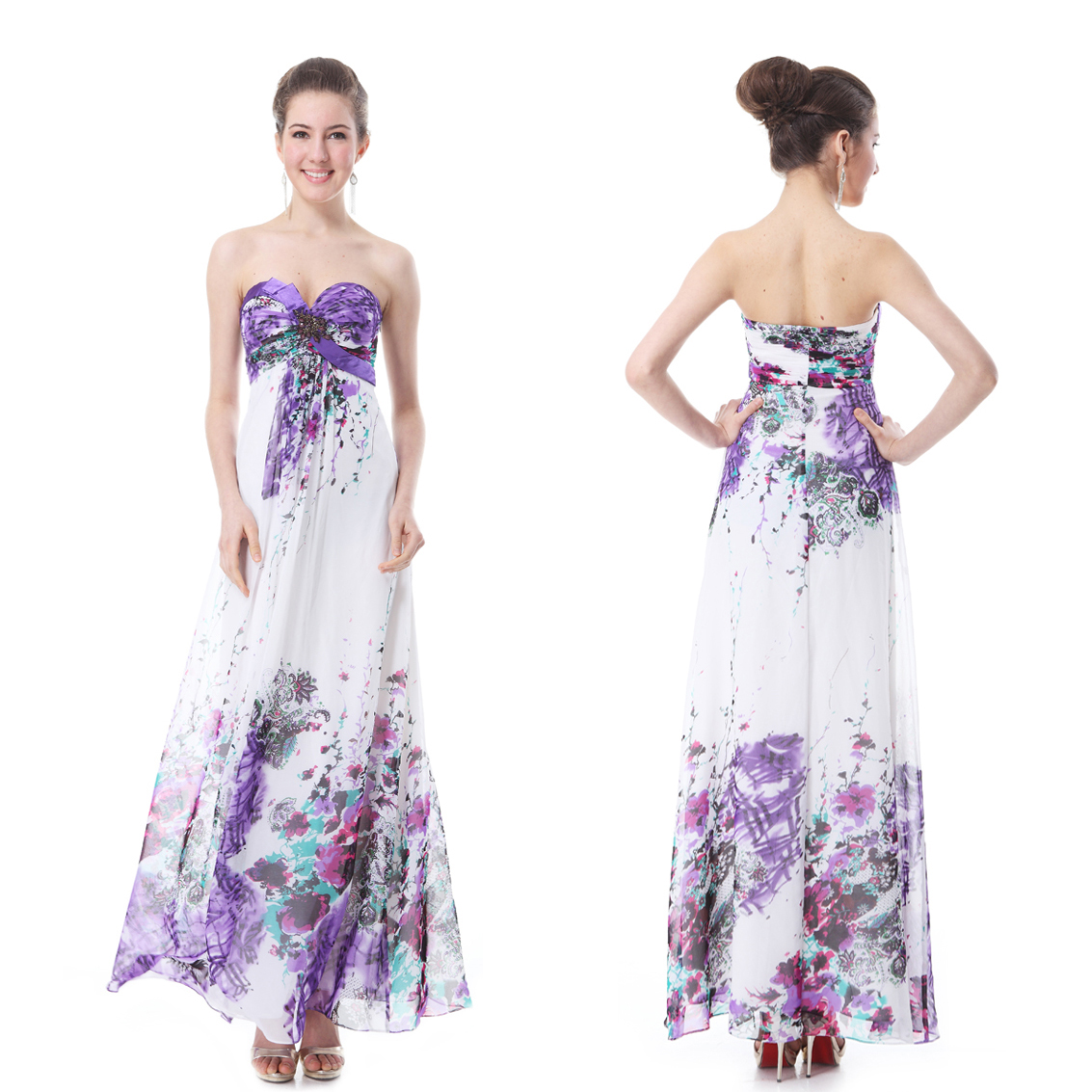Ladies-New-Printed-Chiffon-Maxi-Long-Evening-Formal-Party-Dress-09938-Size-8-18