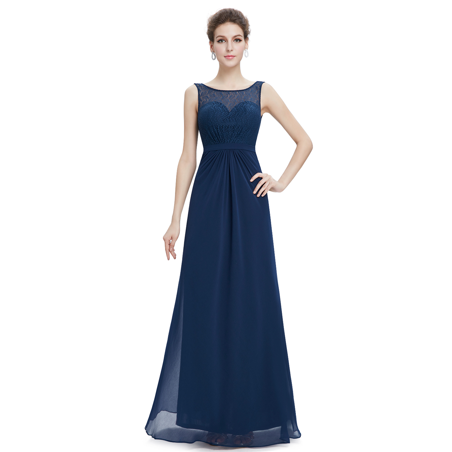 Ever Pretty Maxi Long Hollywood Dresses Formal Evening Gown 08781 UK ...