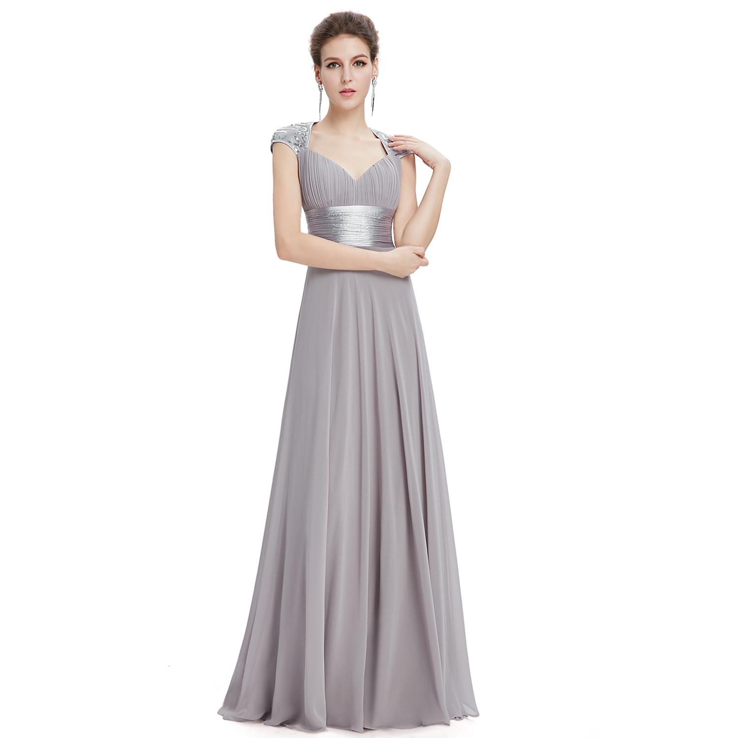 Ever pretty chiffon formal evening dress prom long for Amazon cheap wedding dresses