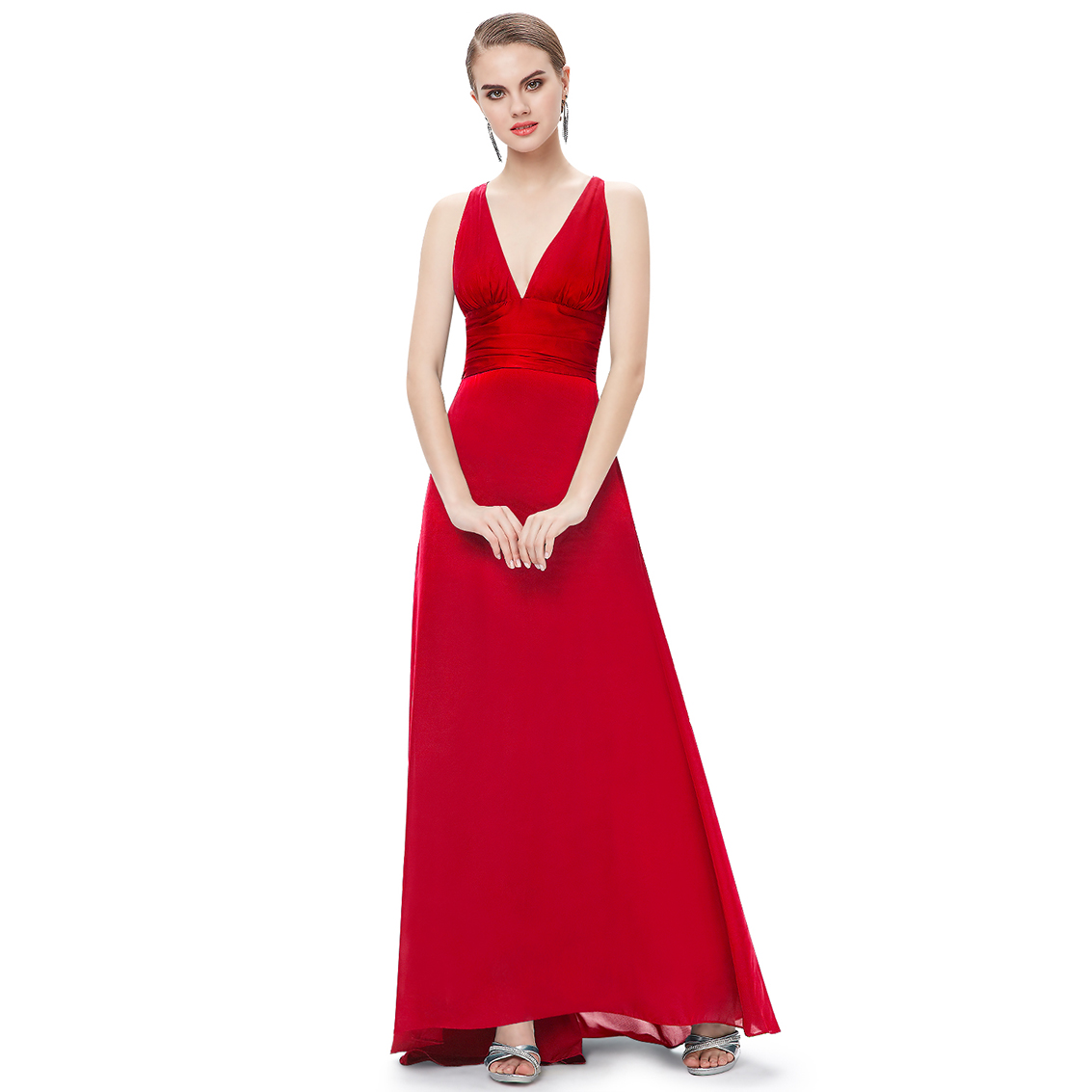 Ever-Pretty Ever Pretty Elegant Malachite Sexy V-neck Evening Dress 09008 at Sears.com